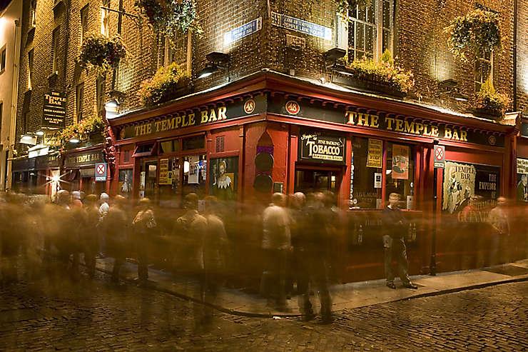 Nos meilleurs pubs et bars à Dublin