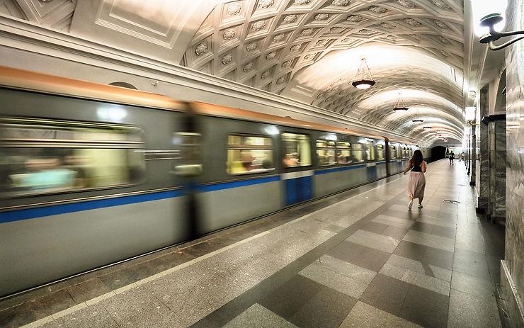 Moscou : le métro de tous les records