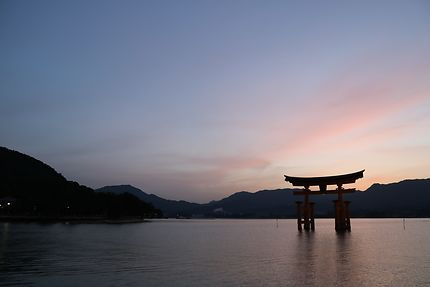 Promenade poétique à Miyajima