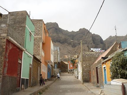Rue de Ponta do Sol, Cap-Vert