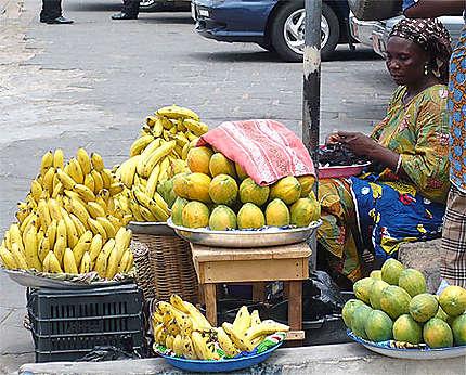 Vue d'Accra