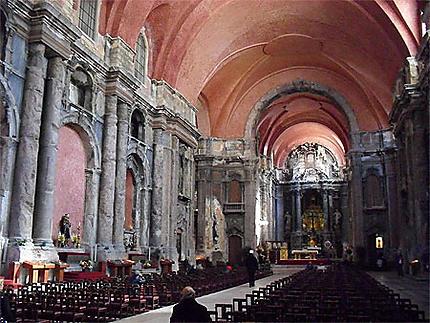 Igreja de Sao Domingos : intérieur