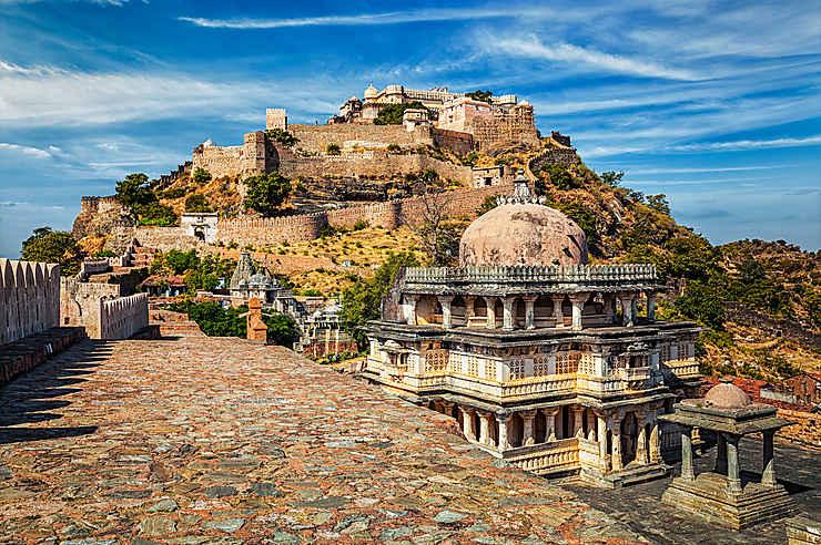 Kumbhalgarh et Ranakpur