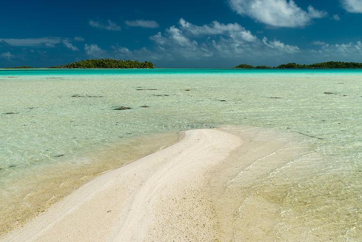Lagon bleu de Rangiroa, Polynésie française