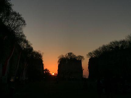 Le parc culturel de Garuda Wisnu Kencana