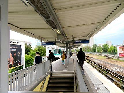 Station Créteil Université (Ratp)