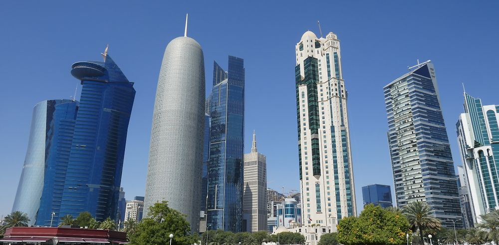 Escapade à Doha février 2020