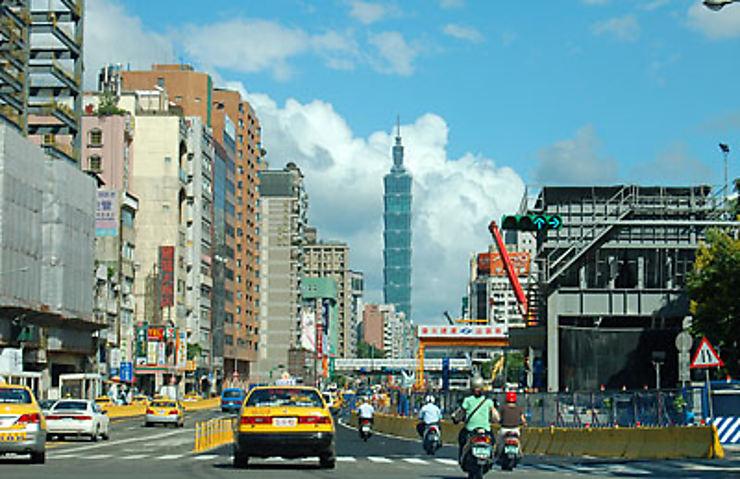 Taipei, entre modernité et tradition