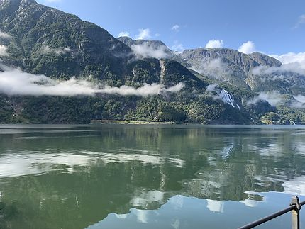 Paisible fjord