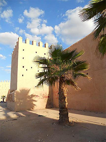 Enceinte de la Medina après Bab Khemis