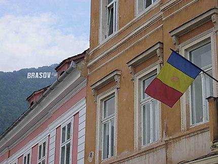 Une page d'histoire à Brasov