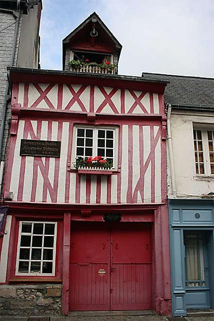 La maison d'Alexandre Dubourg