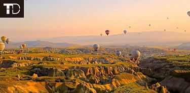Voyage sur-mesure en Turquie