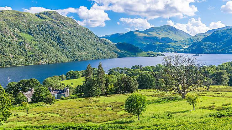 Lake District, l'Angleterre romantique