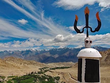 Une belle vallée du Ladakh