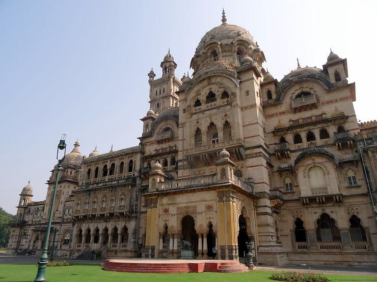 Palais de Laxmi Vilas, Vadodara, Inde