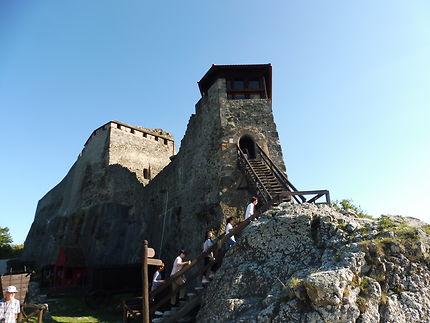 Ancien château fort à Esztergom