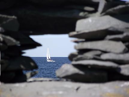 Paysage de Métis-sur-Mer