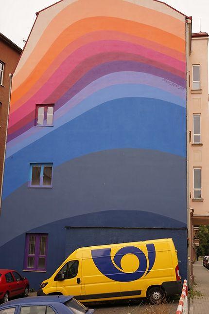 Aux couleurs Tchèques
