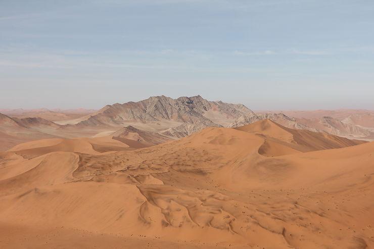 Dune Big Daddy, Namibie