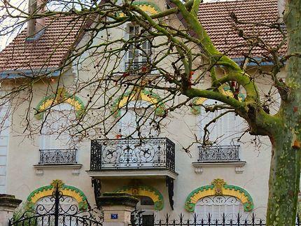 Jolie façade au Perreux sur Marne