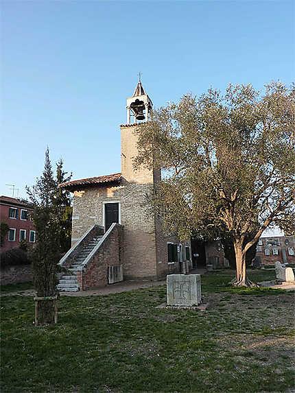 Cloche à Torcello
