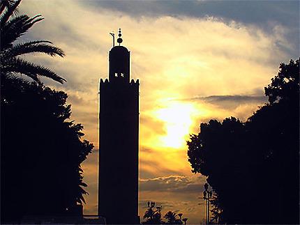 Minaret de la Koutoubia