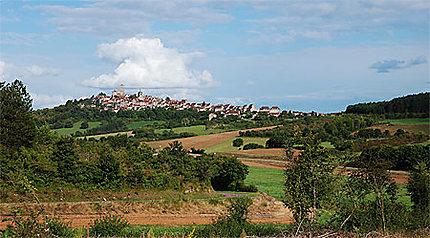 Vézelay, colinne éternelle