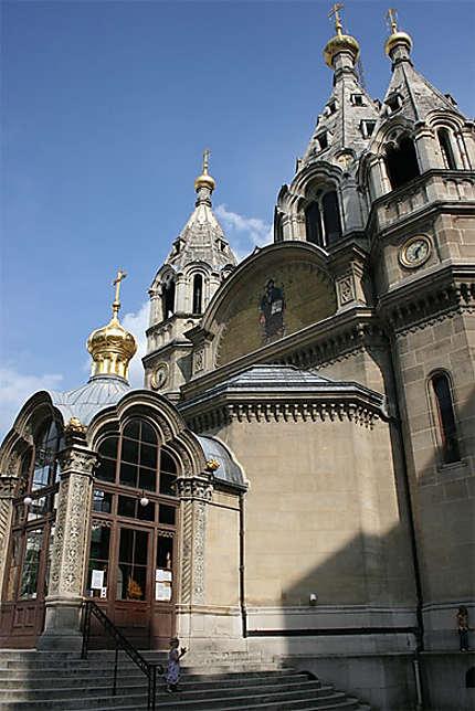 Cathédrale Saint-Alexandre-Nevski de Paris