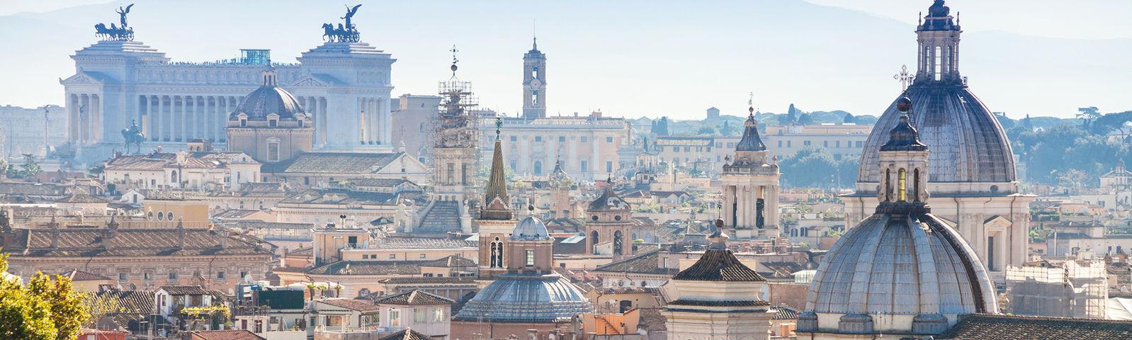 Rome voyage
