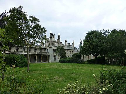 Jardins du palais