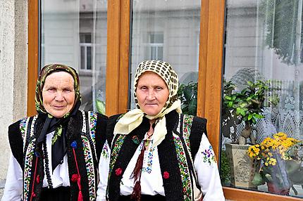 Habit traditionnel roumain
