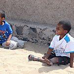 Beauté des enfants de San Vincento