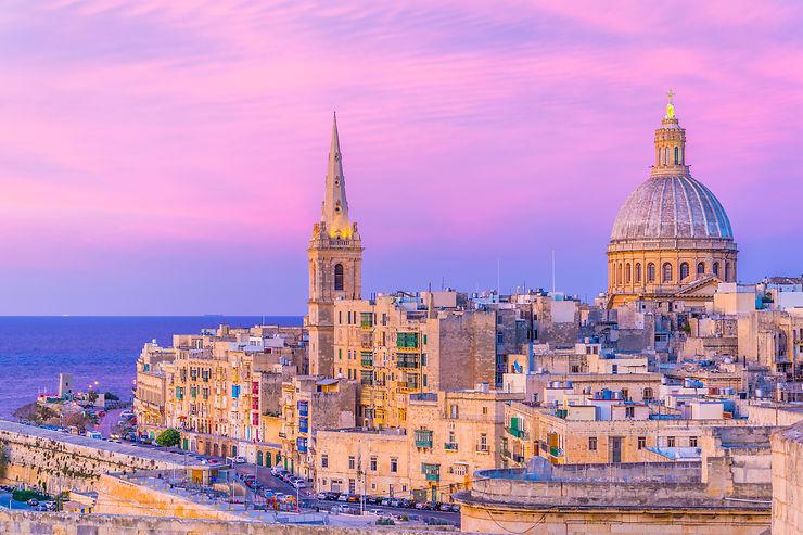 La Valette, trésor de Malte