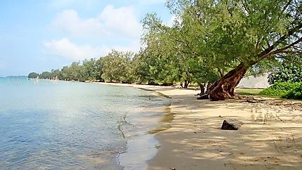 Plages Nord de l'île de Phu Quoc