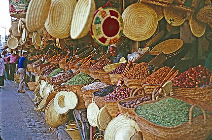 El Jadida, Souk des épices