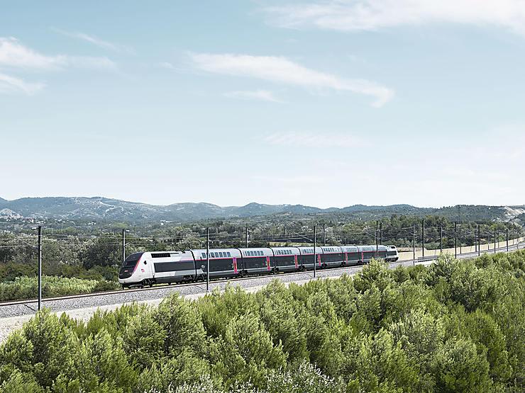 Des temps de trajet réduits, des trains plus confortables