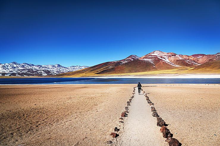 Chili : les grands espaces de Santiago à l'Atacama