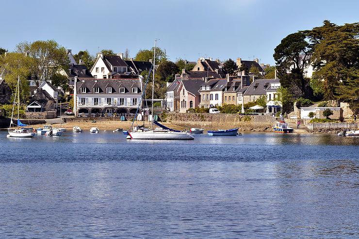 Sainte-Marine : un écrin romantique en Finistère