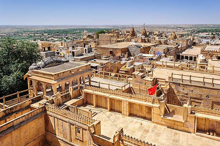 Coup de cœur : déambuler dans la citadelle de Jaisalmer