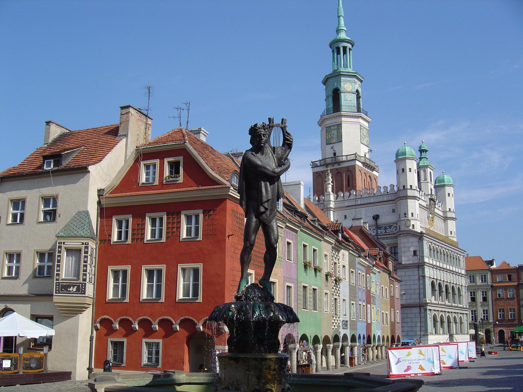 Poznań - Pologne