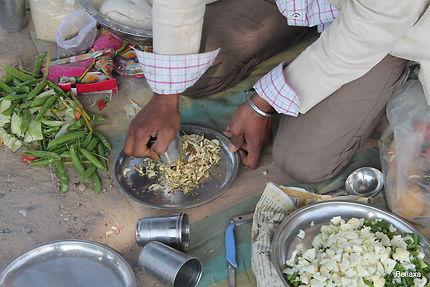 Désert en Inde