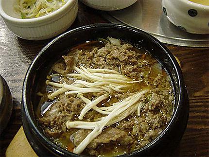 Spécialité Coréenne : le Bulgogi