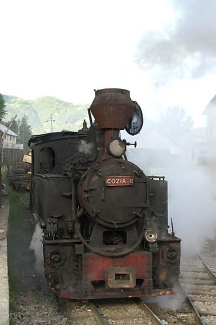 Train de la Vaser