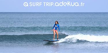 Bali : villa avec stage de surf, 8 jours