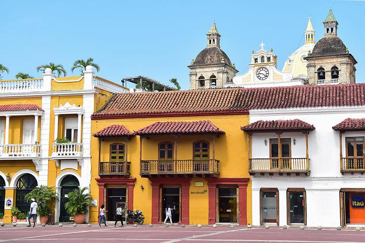 Carthagène, le bijou de la Colombie