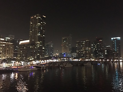Dubai de nuit