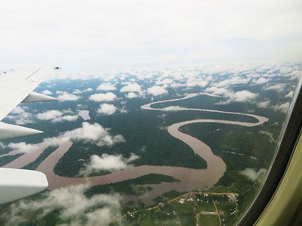 L'Amazone, El serpiente de agua