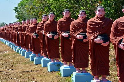 Les gardiens du temple