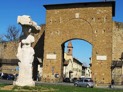 Piazzala Porta Romana, Florence